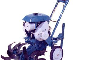 Мотокультиваторы Крот МК-1А-02. Описание модели. Технические характеристики. Особенности эксплуатации