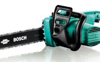 Обзор аккумуляторных цепных пил Bosch. Подготовка к эксплуатации, плюсы и минусы, отзывы