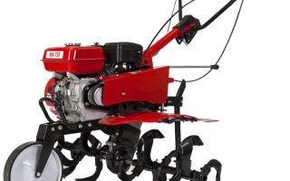 Описание мотоблока Форза МК-75. Тип двигателя, особенности модели, назначение