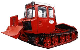 Трактор ТДТ-55. Обзор модификаций, характеристики, отзывы