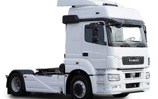 Камаз 5490: характеристики, параметры двигателя, трансмиссия и сцепление