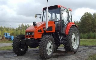 Трактор ВТЗ. Обзор модельного ряда, характеристики, отзывы