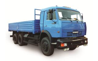 КамАЗ-53215: назначение машины. Общие характеристики, основные преимущества и недостатки