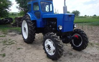 Обзор трактора Беларусь МТЗ-40. Описание, технические характеристики и отзывы пользователей