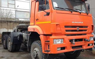КамАЗ-65225. Общие характеристики, основные преимущества и недостатки