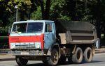 Камаз 5511/ Технические характеристики: параметры двигателя, трансмиссия и сцепление