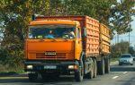 КамАЗ-53229. Двигатель и расход топлива. Видео обзоры и отзывы