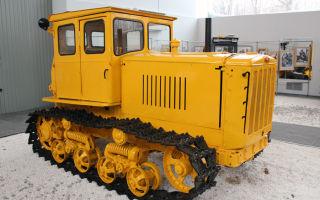 Трактор ДТ-54. Обзор модификаций, устройство, отзывы