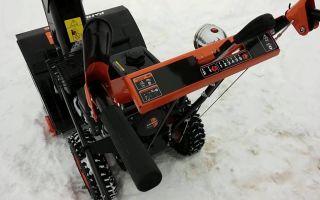 Снегоуборщики Pro от Patriot — обзор модельного ряда. Описание, особенности и отзывы пользователей