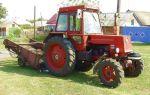 Обзор тракторов ЛТЗ 50 и 55. Описание и технические характеристики. Особенности обслуживания. Основные неисправности
