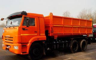 КамАЗ-45143. Габариты, двигатель и расход топлива. Трансмиссия, тормоза и электрическое оборудование