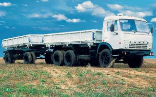 КамАЗ 55102. Технические характеристики автомобиля. Преимущества и недостатки