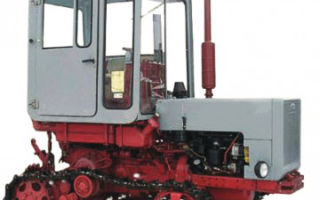 Трактор Т-70. Обзор, технические характеристики, отзывы