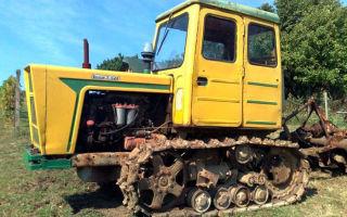 Трактор Т-54 (Болгарин). Обзор, технические характеристики, отзывы