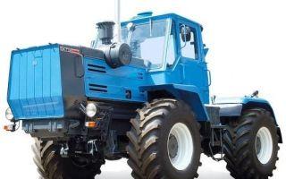 Трактор ХТЗ Т-150. Обзор, характеристики, инструкция, отзывы