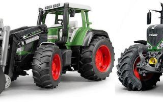 Трактор Fendt (Фендт). Обзор модельного ряда, характеристики, отзывы