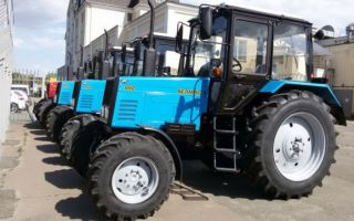 Обзор модельного ряда тракторов Беларус МТЗ. Описание, особенности использования и отзывы пользователей
