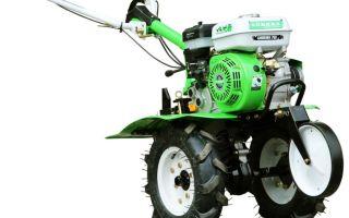 Мотоблок Aurora Gardener 750. Обзор, характеристики, отзывы