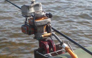 Лодочный мотор из бензопилы. Сборка и чертежи. Советы и рекомендации