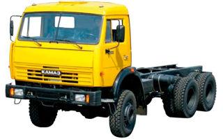 КамАЗ-53228. Двигатель и расход топлива. Трансмиссия, тормоза и электроснабжение