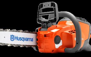 Электропилы Хускварна — обзор сетевых и аккумуляторных моделей. Описание, особенности и отзывы пользователей