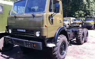 Камаз 4310: модификации модели. Технические характеристики: параметры двигателя, трансмиссия и сцепление