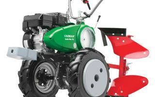 Мотоблок бензиновый Caiman Vario 70S Plow TWK+. Обзор, характеристики, особенности применения