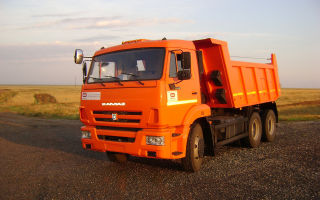 Камаз 65115: технические характеристики. Параметры двигателя