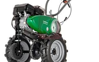 Мотоблок бензиновый Caiman Quatro Max 70S TWK+. Обзор, характеристики, особенности применения