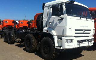 КамАЗ-63501. Силовой агрегат и расход топлива. Отзывы владельцев и водителей