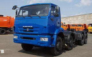 КамАЗ-6540: технические характеристики. Силовой агрегат и расход топлива. Видео обзоры
