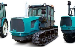 Трактор ХТЗ. Обзор модельного ряда, характеристики, отзывы