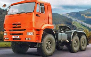 Батыр КамАЗ-65221. Основные эксплуатационные и технические характеристики