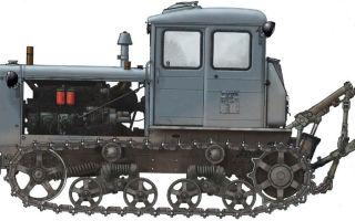 Трактор Т-74. Обзор, технические характеристики, отзывы
