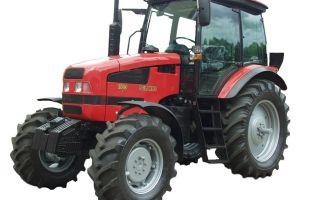 Обзор трактора Беларус МТЗ-1523. Описание, технические характеристики и отзывы пользователей