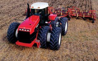 Трактор Buhler Versatile (Бюллер Версатайл). Обзор модельного ряда, характеристики, отзывы