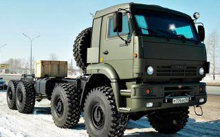 КамАЗ-6560. Двигатель и потребление топлива. Трансмиссия, тормоза и электрооборудование