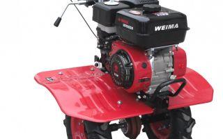 Мотоблок Weima WM-900М. Описание модели, особенности применения и видеообзоры