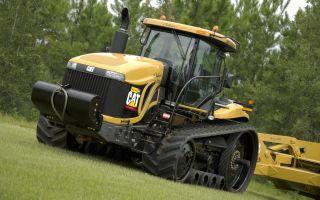 Обзор тракторов Caterpillar Challenger. Обслуживание. Неисправности, возникающие в процессе эксплуатации