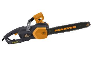 Модельный ряд электропил Carver. Технические характеристики и правила эксплуатации