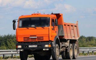 КамАЗ 65111. Технические характеристики. Трансмиссия и тормоза. Отзывы