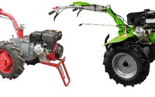 Мотоблоки Grasshopper. Обзор модельного ряда, характеристики, навесное оборудование, применение и эксплуатация