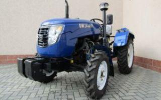 Почему стоит купить трактор ДВ