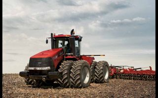 Обзор тракторов Case (Кейс). Обслуживание. Неисправности, возникающие в процессе эксплуатации
