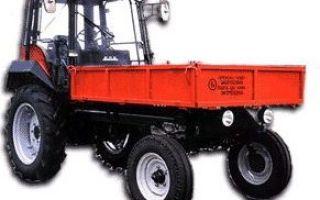 Трактор Т-16 (Владимирец). Обзор, технические характеристики, отзывы