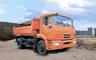 КамАЗ-43255. Описание и технические характеристики