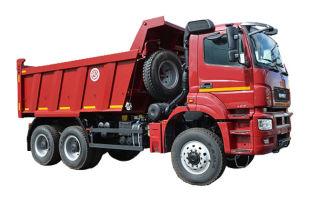 КамАЗ-6580. Описание и технические характеристики. Линейка двигателей для самосвала