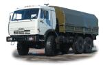 КамАЗ 43114: описание и технические характеристики
