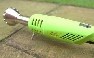 Электрический уничтожитель сорняков Garden Gear
