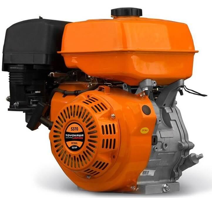 Двигатель Kama S370